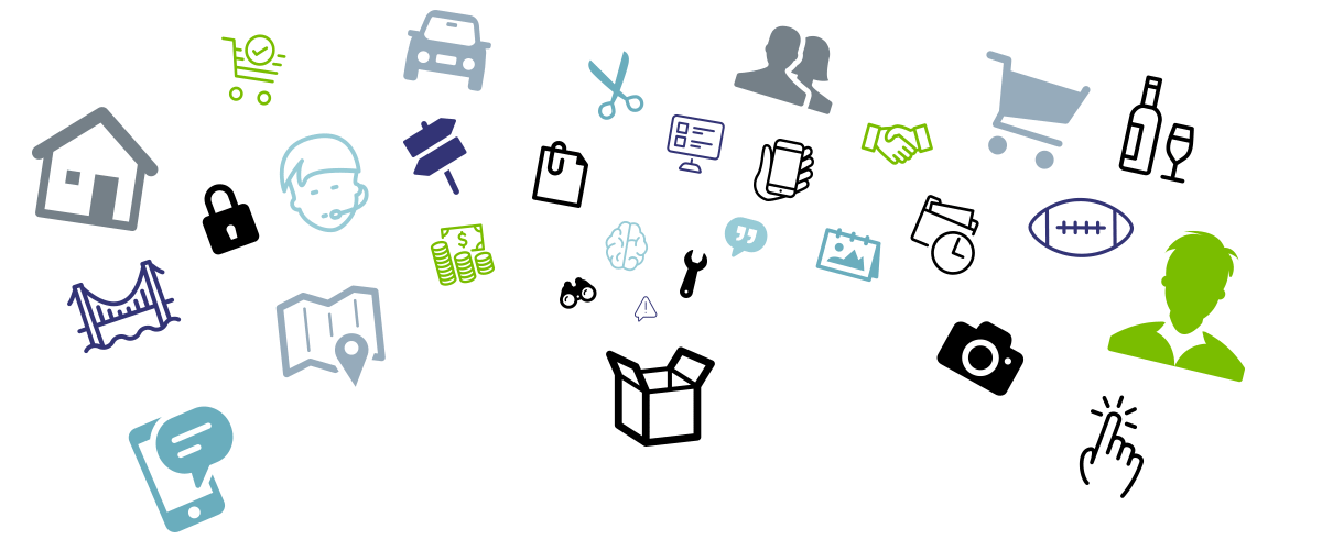 Vector Icons For IOS, Android, Websites & Apps